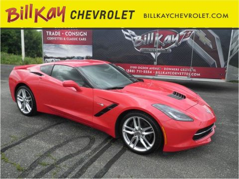 Certified Used Chevrolet Corvette Stingray Z51
