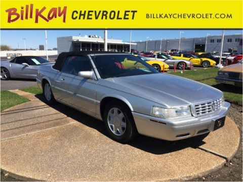 Used Cadillac Eldorado ETC CONVERTIBLE