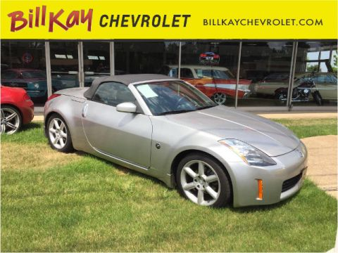 Used Nissan 350Z Touring
