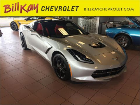 Used Chevy Corvette C7 For Sale Chicago | Bill Kay Corvettes